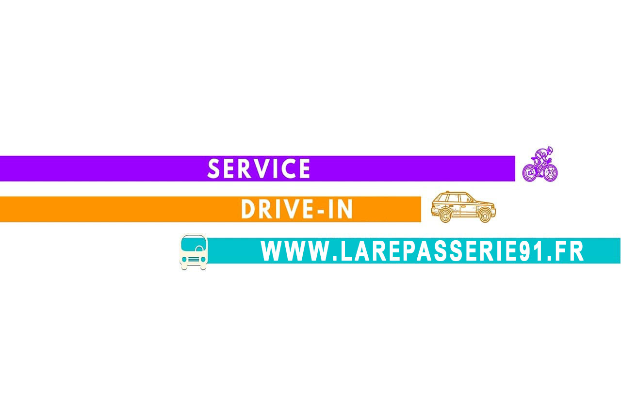 Drive-in larepasserie91