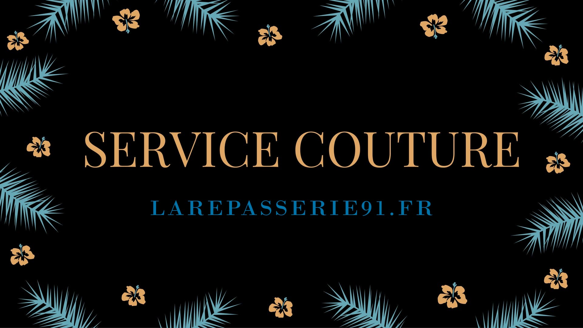 Service couture LAREPASSERIE91.FR
